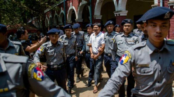 Birmanie: 100e journée de détention pour deux journalistes de Reuters