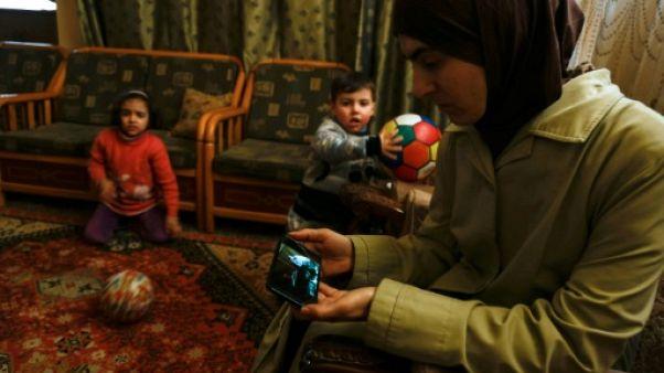 Syrie: sous les bombes une Américaine témoin de la guerre à la Ghouta