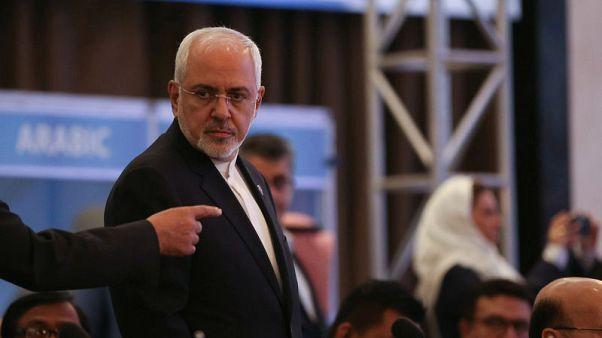 """التلفزيون الإيراني نقلا عن ظريف: تصريحات بومبيو تستند إلى """"أوهام قديمة"""""""
