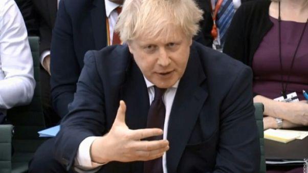 """Johnson trouve """"juste"""" de comparer le Mondial en Russie aux JO sous Hitler"""