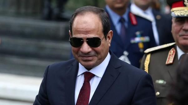 Egypt crackdown paves way for long-term Sisi rule - Human Rights Watch