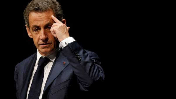 مصدر: محققون فرنسيون ينتهون من استجواب ساركوزي