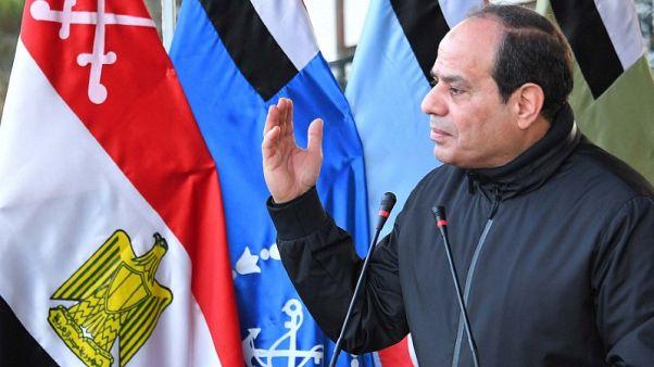باحث في هيومن رايتس ووتش: حملة مصر ضد المعارضة تمهد لحكم طويل المدى للسيسي