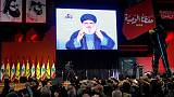 Hezbollah leader says Lebanon public finances threaten disaster