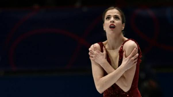 Patinage: Kostner brille et devance Zagitova