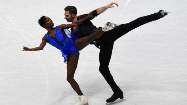 Patinage: James et Ciprès peuvent rêver de bronze