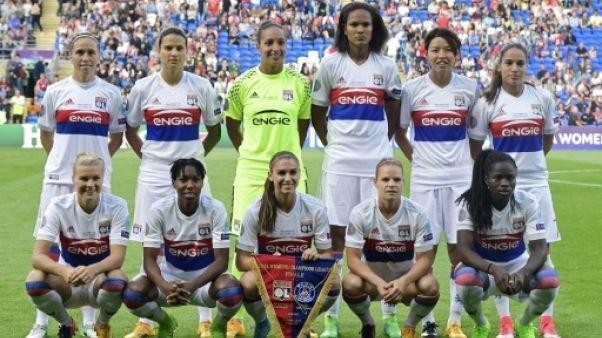 Ligue des champions dames: enfin les choses sérieuses pour Lyon en quarts de finale