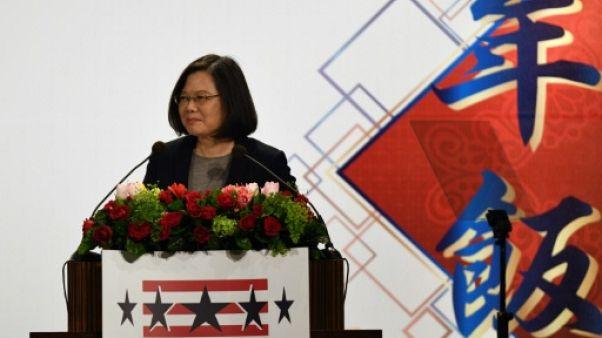 Taïwan: sept ans de prison pour une attaque à l'épée de samouraï