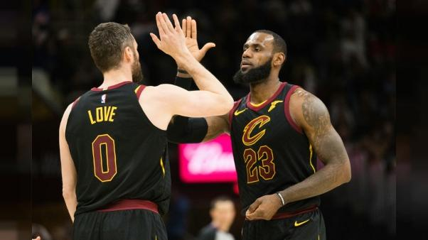 NBA: le show LeBron James donne le tournis à Toronto