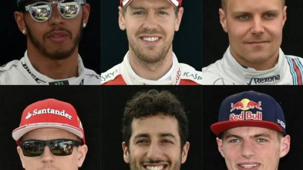 GP d'Australie: ils sont attendus au tournant