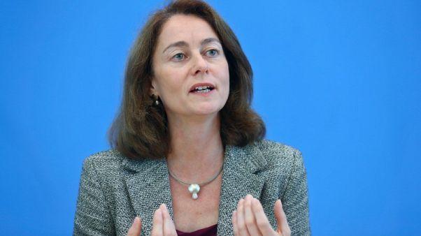 """وزيرة العدل الألمانية تستدعي مديري فيسبوك بشأن """"فضيحة"""" البيانات"""