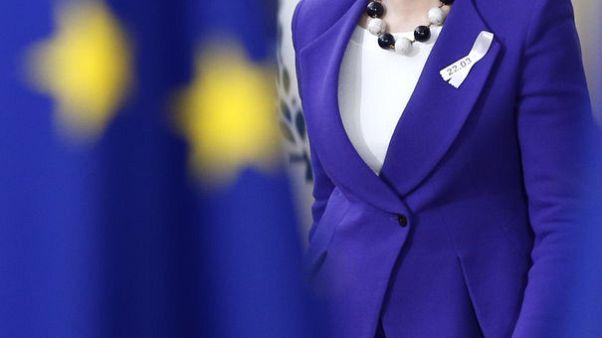 ماي: روسيا تشكل تهديدا لأوروبا بكاملها