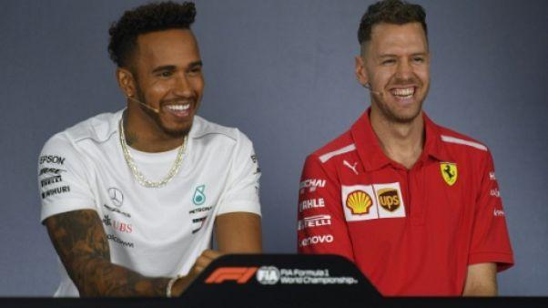 GP d'Australie: la domination d'Hamilton, stop ou encore ?