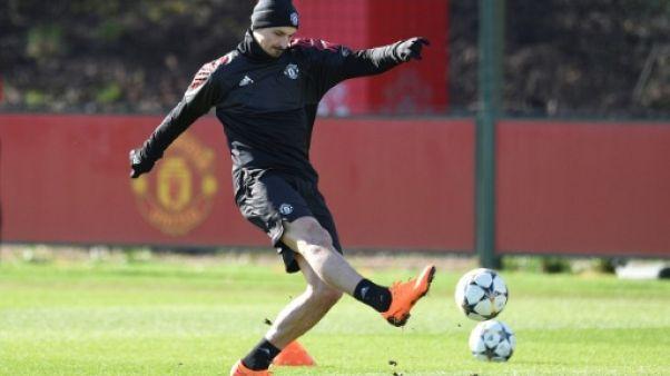 Transfert: Ibrahimovic va quitter Manchester United pour Los Angeles