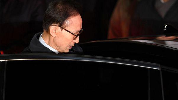 اعتقال رئيس كوريا الجنوبية السابق بتهم فساد