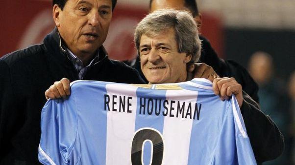 وفاة الارجنتيني هاوسمان الفائز بكأس العالم عن 64 عاما
