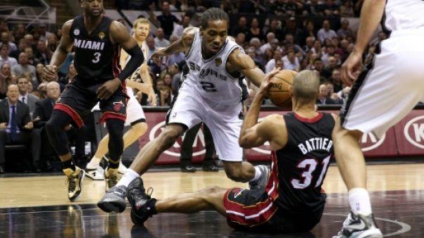 NBA: San Antonio confronté au mystère Leonard