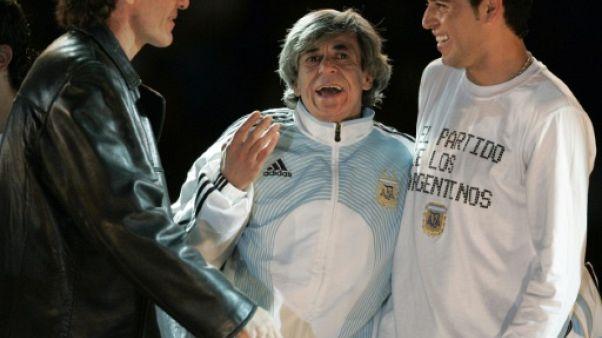 """Décès de René """"Loco"""" Houseman, champion du monde avec l'Argentine en 1978"""