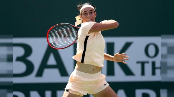 Tennis: Garcia tombe de haut à Miami