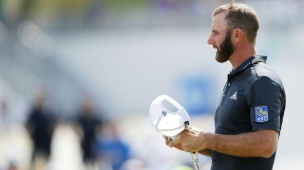 Golf: Johnson détrôné dès la 2e journée du Championnat du monde de match-play WGC