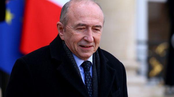 وزير الداخلية الفرنسي يؤكد على تويتر مقتل المسلح في هجوم جنوب فرنسا