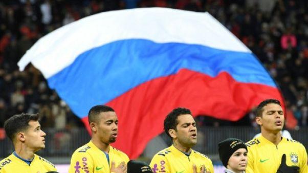 Amical: Le Brésil domine la Russie et prend ses repères avant le mondial