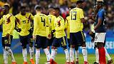 Soccer - France lose composure in 3-2 defeat to Colombia