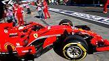 Ferrari's Vettel tops final free practice