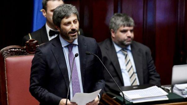 Italie: la droite et les antisystème se partagent les présidences du Parlement