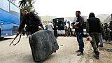 Syrie: les rebelles attendent d'évacuer leur avant-dernière poche dans la Ghouta