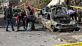 Egypte: attentat à la voiture piégée à Alexandrie, deux policiers tués