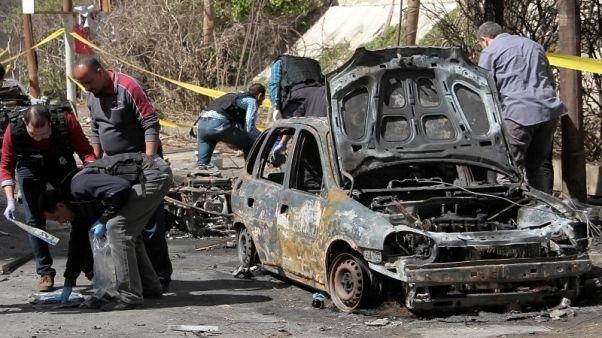 مقتل شرطيين في انفجار بالإسكندرية قبل يومين من انتخابات الرئاسة بمصر