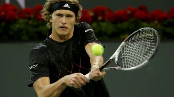 Tennis: Alexander Zverev se rassure à Miami