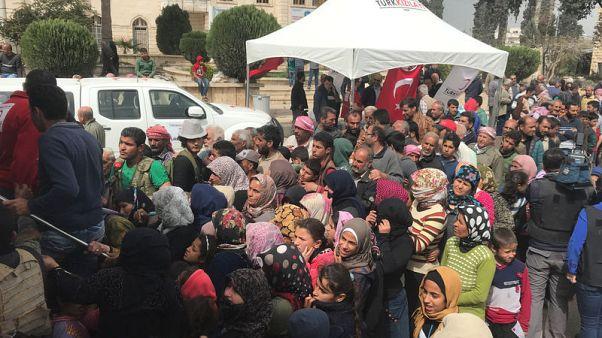 مصدر عسكري: تركيا سيطرت على عفرين السورية بالكامل