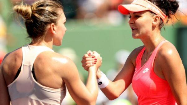 Tennis: la N.1 mondiale Simona Halep éliminée au 3e tour à Miami