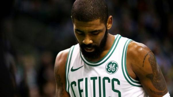 NBA: Irving, opéré du genou gauche et absent 3 à 6 semaines