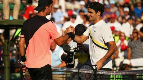 Tennis: Federer va faire l'impasse sur Roland Garros, comme en 2017