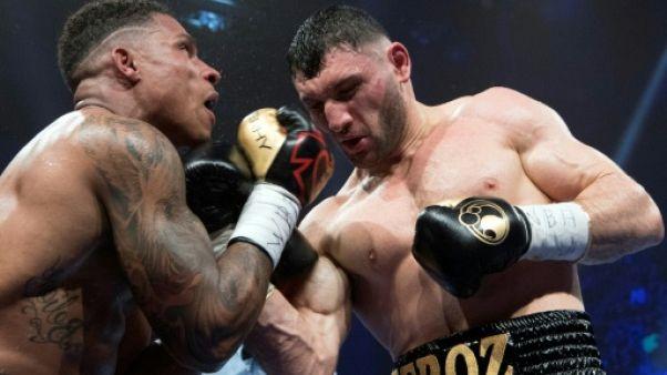 "Boxe: Goulamirian trop ""Feroz"" pour Mehry"