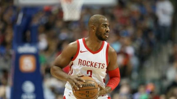 NBA: Houston sur son nuage, Golden State et Boston dans le brouillard