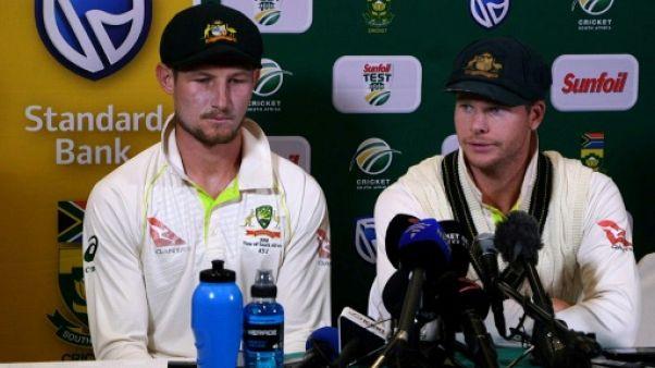 Le monde du cricket australien accablé par un scandale de balle trafiquée