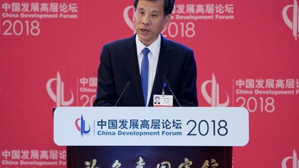وزير المالية الصيني الجديد يتحدث عن تغييرات ضريبية