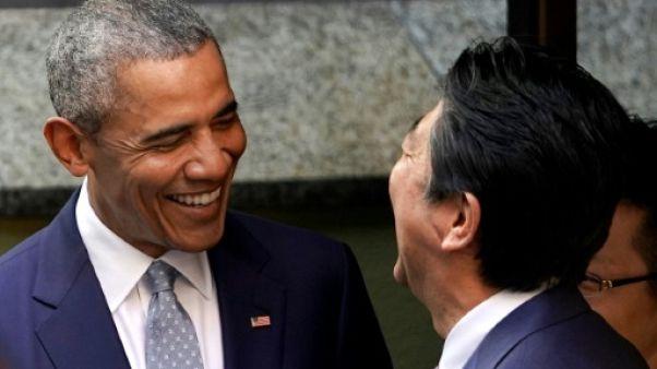 """Obama évoque la """"menace"""" nord-coréenne, appelle à la coopération"""