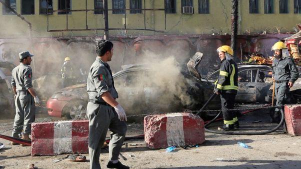 مسؤولون: مقتل 12 في انفجار بشرق أفغانستان