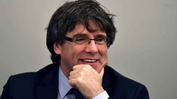 الشرطة الألمانية تؤكد اعتقال زعيم قطالونيا السابق بودجمون