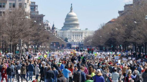 La mobilisation anti-armes continue, mais l'élan politique manque