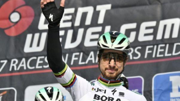Gand-Wevelgem: Sagan comme chez lui