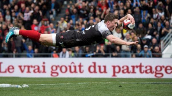 Top 14: Toulon épate, Lyon et Castres décrochent
