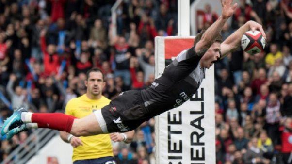 Top 14: Toulon raye Clermont de la carte