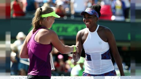 Tennis: V. Williams renverse Bertens à Miami
