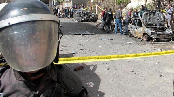 الشرطة المصرية تقتل 6 مسلحين من جماعة تتهمها بتفجير الإسكندرية